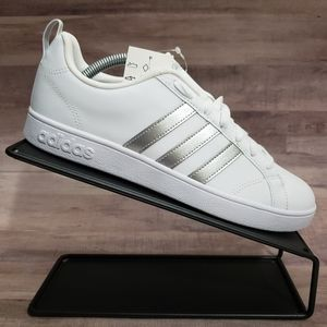 Adidas VS Advantage Leather Sneakers Womens 9.5